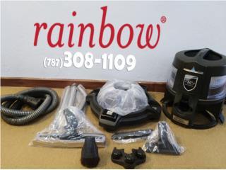 Rainbow Nuevas o Usadas Certificadas, Aspiradoras Rainbow P.R Puerto Rico