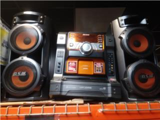 Sony Mini Stereo 5 Disc Changer , La Familia Casa de Empeño y Joyería-Bayamón 2 Puerto Rico