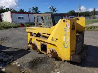 Se vende Skid Steer Gehl 6635 STX para piezas, CONSIGNACIONES CMA Puerto Rico