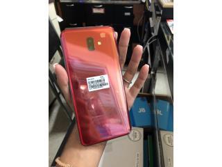 J6plus rojo unlock, Prepaid Mobile Puerto Rico