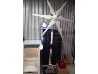 Kit /Viento y Sol (económico), Tropical Energy Puerto Rico