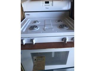 "Estufa De Gas Whirlpool 30"" , Electro Appliance Puerto Rico"