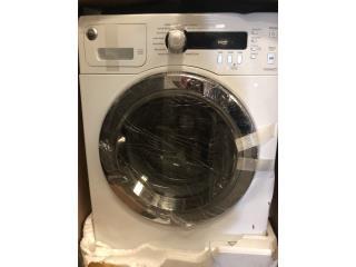 Lavadora Front Load GE! Nueva!!! , Electro Appliance Puerto Rico