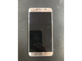 Samsung Note 5 Dorado (Claro) , La Familia Casa de Empeño y Joyería-Carolina 2 Puerto Rico