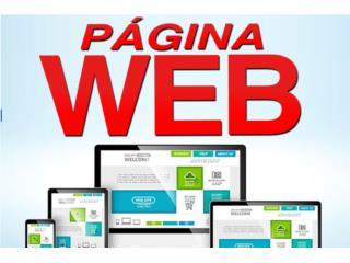 Página Web y Facebook incluida 787-384-8404, TECHVISION Puerto Rico