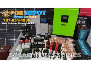 Materiales para Sistemas Solares, POS Depot Puerto Rico
