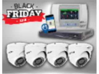 Ofertas Black Fridays Camaras y Alarmas, Home Media Tech Puerto Rico