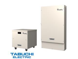 Bateria Tabuchi 10K lithium con inversor , Mundo Solar Puerto Rico