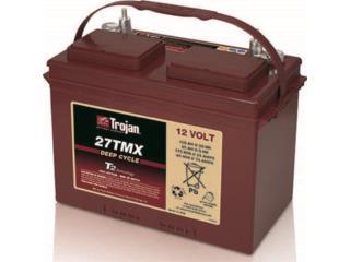 Trojan Battery 12v 105amp 20h , POS Depot Puerto Rico