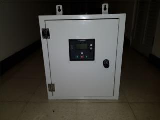 Transfer Switch. Programable, ECONO/CRISIS SOLUTIONS Puerto Rico