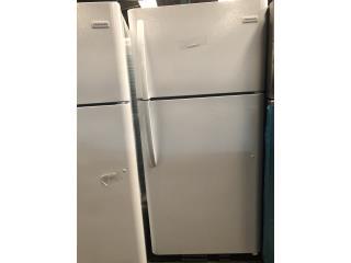 Ganga! Nevera Freezer Arriba Nueva , Electro Appliance Puerto Rico