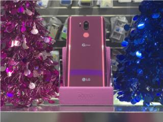 LG G7 (T-Mobile) purple , ELOHIM CELLULAR Puerto Rico