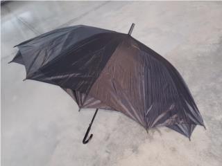Sombrilla grande. Doble forro. 36, ECONO/CRISIS SOLUTIONS Puerto Rico