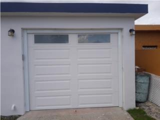 Molde en aluminio, Authentic Garage Doors PR Puerto Rico