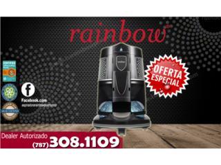 Rainbow Black Último Modelo , Aspiradoras Rainbow P.R Puerto Rico