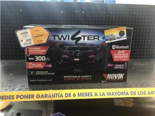 Bocina Bluetooth Twister tiene AM/FM, La Familia Casa de Empeño y Joyería-Carolina 2 Puerto Rico