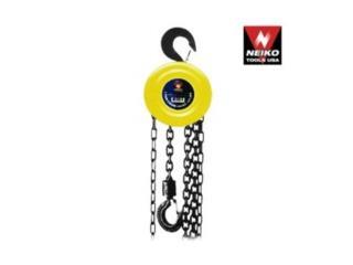 3 Ton Capacity 10 ft. Lift Chain Hoist Puller, ECONO TOOLS Puerto Rico