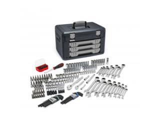232Pc. Mechanics Tool Set 1/4