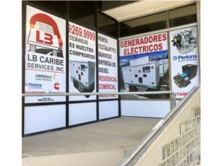 NOS MUDAMOS EDIFICIO ILA AVE KENNEDY, POWERSOLUTION DIESEL Puerto Rico