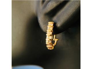 Pantallas en Oro 14kt y Diamantes, Cashex Puerto Rico