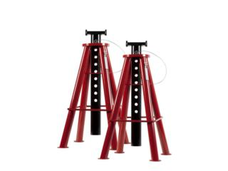 10-Ton, High Height, Pin Type, Jack Stands, , ECONO TOOLS Puerto Rico