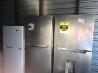 Mayagüez Puerto Rico Puertas Garage, VARIEDAD NEVERAS FRIGIDAIRE - $260