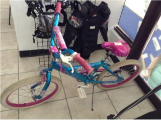 bicicleta de niña kent 20