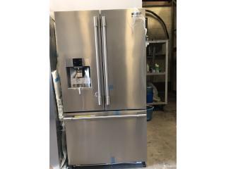 Nevera French Counter GANGA, Electro Appliance Puerto Rico