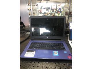 Laptop HP Azul , La Familia Casa de Empeño y Joyería-Carolina 2 Puerto Rico