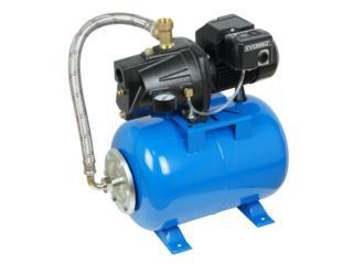 Bombea De Agua Con Presurizador Everbilt , Electro Appliance Puerto Rico