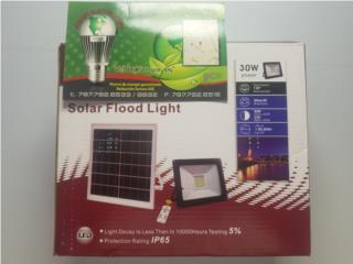 LAMPARA SOLAR 30W , Philips Electric Corp. Puerto Rico