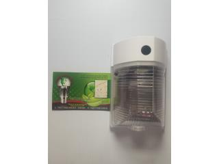 LAMPARA LED MINI WALL PACK 25W, Philips Electric Corp. Puerto Rico