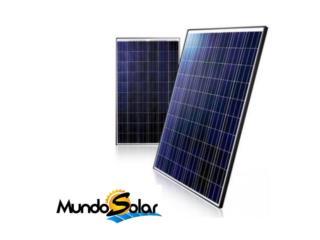 Paneles 325Watts $175, placas solares, Mundo Solar Puerto Rico