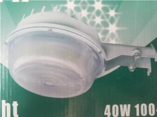 LAMPARA LED DUST TO DAWN 40W, Philips Electric Corp. Puerto Rico
