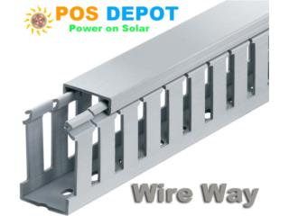Wireway duct, POS Depot Puerto Rico