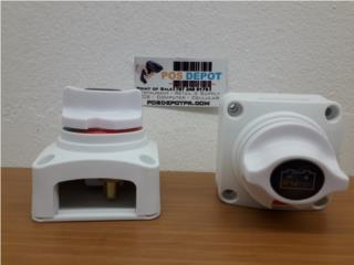 Battery Disconnect Rotarry Switch, POS Depot Puerto Rico