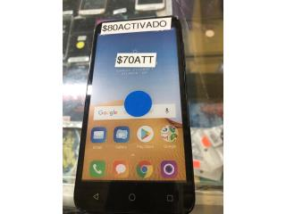 Alcatel newww para ATT , Prepaid Mobile Puerto Rico