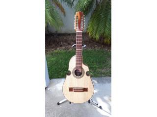 Vendido Cuatro Artesanal cutaway Majo - Nuevo, Creative Sound Academy Puerto Rico
