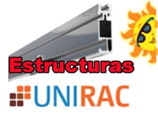 Estructuras (Rack) para Paneles Solares, POS Depot Puerto Rico