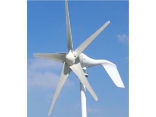 Molinos de Viento12/ 24 y 48 V /700 watts, Tropical Energy Puerto Rico