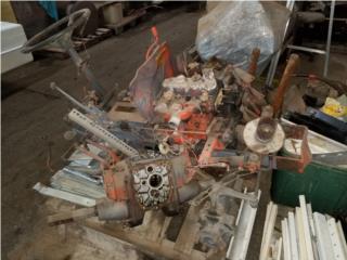 Tractor Kubota en piezas, CONSIGNACIONES CMA Puerto Rico