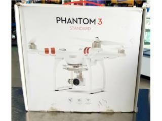DRONE DJI PHANMTOM 3 STANDARD COMO NUEVO !!, La Familia Casa de Empeño y Joyería-Mayagüez 1 Puerto Rico