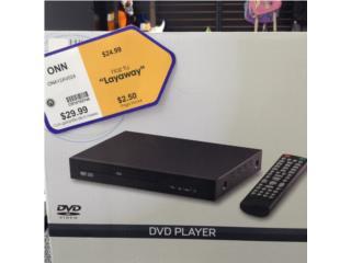 Dvd player Onn nuevo, La Familia Casa de Empeño y Joyería-Aguadilla Puerto Rico
