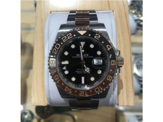 "Rolex GMT Master II ""Root Beer"" 2018, CHRONO - SHOP Puerto Rico"