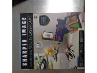Sharper Image augmentes laser game, La Familia Casa de Empeño y Joyería-Aguadilla Puerto Rico