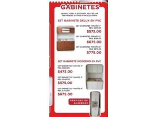 REGRESA EL GRAN ESPECIAL!!GABINETES EN PVC, Homesolution Corp. Puerto Rico