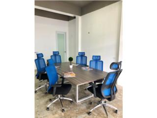 Rectangular Conference Table , ModuFit, Inc. Puerto Rico