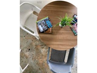 Round Table (Trumpet), ModuFit, Inc. Puerto Rico