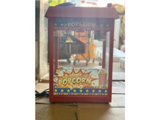 Maquina de Popcorn marca WINCO, Guayama Restaurant Supplies Puerto Rico