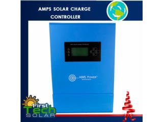 Controlador 80 AMP Aims , FIRST TECH SOLAR Puerto Rico